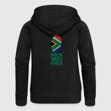 Made In South Africa / South Africa - Women's Premium Hooded Jacket