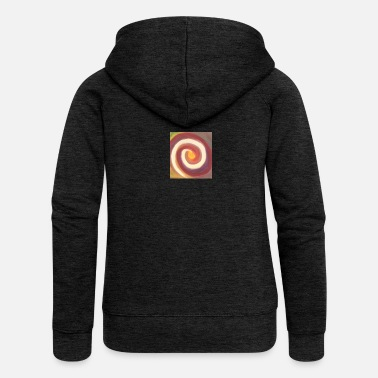 Swirl Swirl - Women's Premium Hooded Jacket