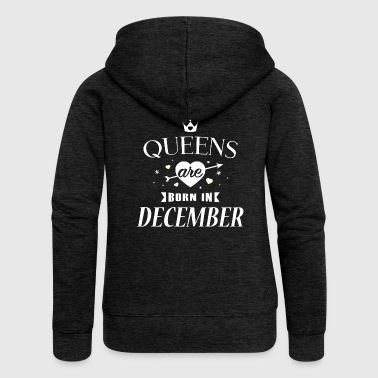 December December - Women's Premium Hooded Jacket