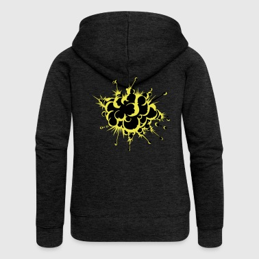 explosion - Women's Premium Hooded Jacket