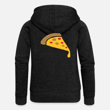 Pizza Pizza Gift - Women's Premium Hooded Jacket