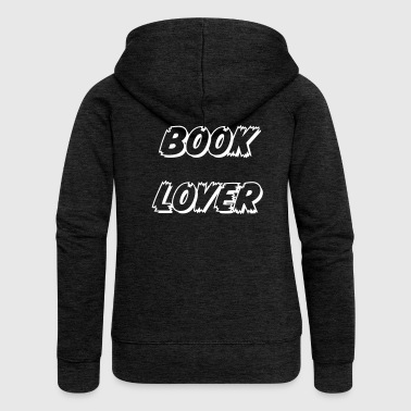 Book Lover - Women's Premium Hooded Jacket