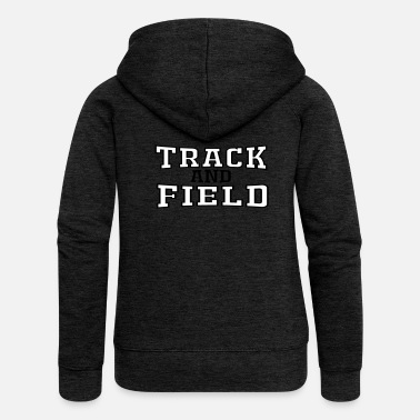 Track Track and field - Women's Premium Hooded Jacket