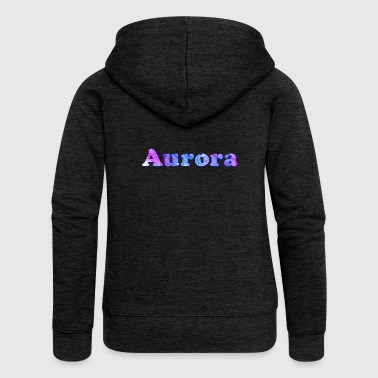 Aurora - Women's Premium Hooded Jacket