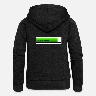 Download downloading - Women's Premium Zip Hoodie