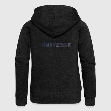 Universe universe - Women's Premium Hooded Jacket