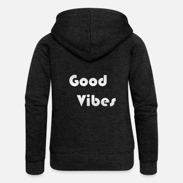 Good Mood Good mood - Women's Premium Zip Hoodie