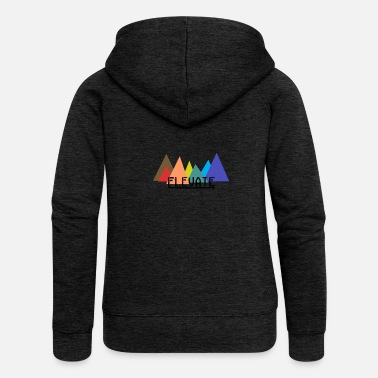 Elevator Elevated to the Mountains - Women's Premium Hooded Jacket