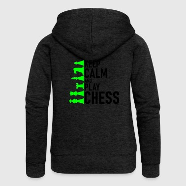 school chess shirt Game School - Women's Premium Hooded Jacket