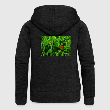 Plant Grounds plant - Women's Premium Hooded Jacket
