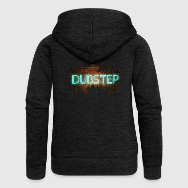 Dubstep - Women's Premium Hooded Jacket