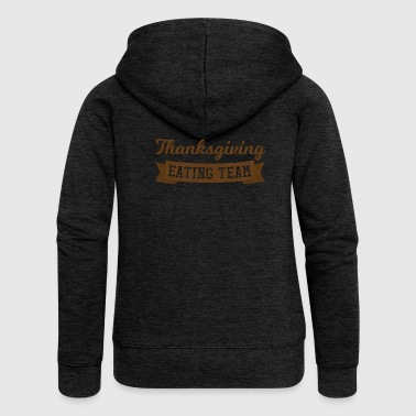 Thanksgiving / Thanksgiving: Thanksgiving Eating - Premium luvjacka dam