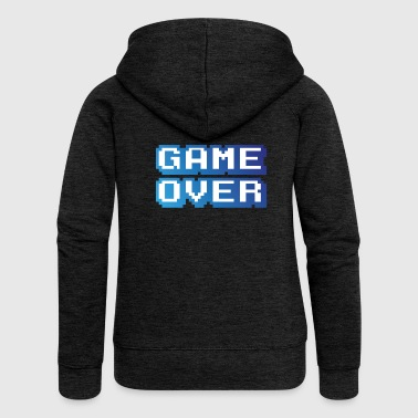 Game Over Jeux Video - Veste à capuche Premium Femme