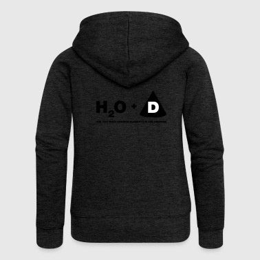 h2o - Women's Premium Hooded Jacket