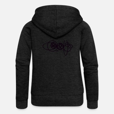 Form to form - Women's Premium Zip Hoodie