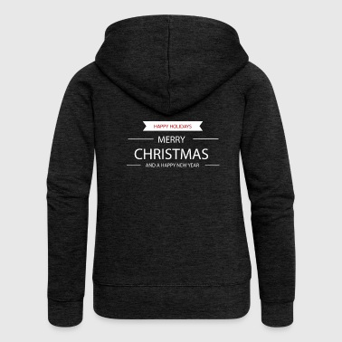 merry - Women's Premium Hooded Jacket