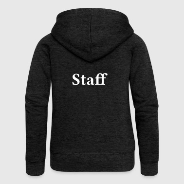 Staff - Women's Premium Hooded Jacket