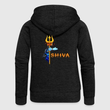 shiva - Women's Premium Hooded Jacket