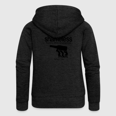 Shameless - Callagher clan, bottle, gift idea - Women's Premium Hooded Jacket