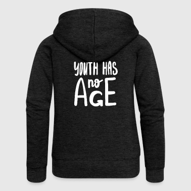 Motivation Age Young Gift - Women's Premium Hooded Jacket