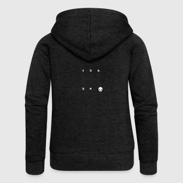 car, race cars, tuning - Women's Premium Hooded Jacket