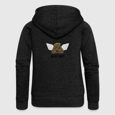 Holy Shit - Holy Shit - Gift - Women's Premium Hooded Jacket