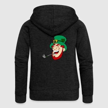 lucky charm - Women's Premium Hooded Jacket