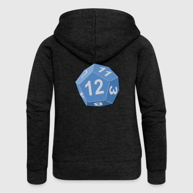 dice - Women's Premium Hooded Jacket