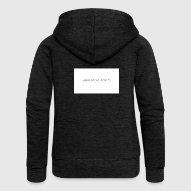 Illustration is missing - Women's Premium Hooded Jacket