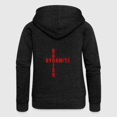 Danish Dynamite - Women's Premium Hooded Jacket