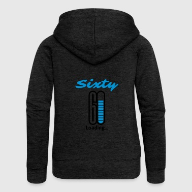 Sixty Loading ... - Women's Premium Hooded Jacket