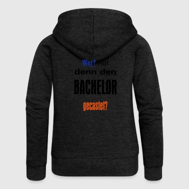 Bachelor Casting - Women's Premium Hooded Jacket