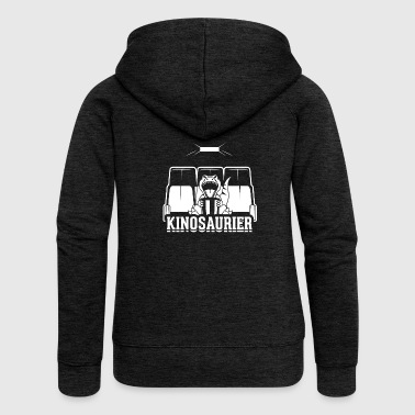 Cinema dinosaurs - Women's Premium Hooded Jacket