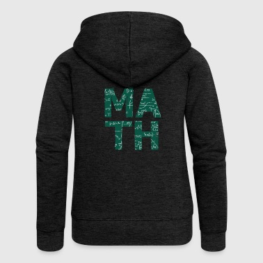 MATH / MATH - Women's Premium Hooded Jacket