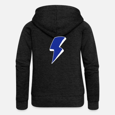 Flash Flash - Women's Premium Hooded Jacket