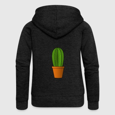 Cactus cactus - Women's Premium Hooded Jacket