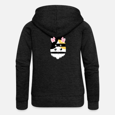 Crazy Cat Lady Cats in cats for crazy cat ladies - Women's Premium Hooded Jacket
