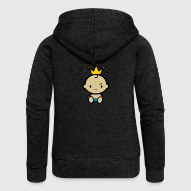 Baby Prince / Princess! - Women's Premium Hooded Jacket