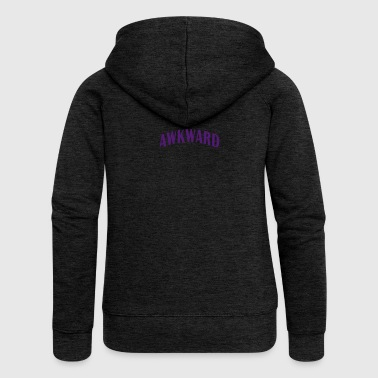 Embarrassing cool sayings - Women's Premium Hooded Jacket