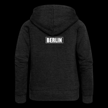 Berlin - Women's Premium Hooded Jacket