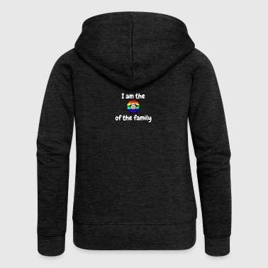 Rainbowsheep 2 - Women's Premium Hooded Jacket