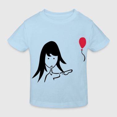 look - Kinder Bio-T-Shirt