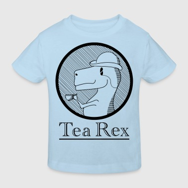 Tea Rex - Kinder Bio-T-Shirt
