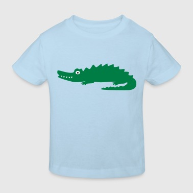 Crocodile - T-shirt bio Enfant