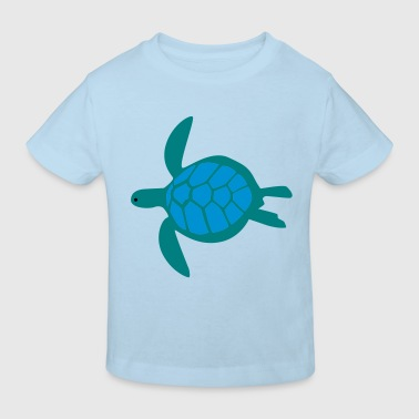 Sea Turtle - Kids' Organic T-shirt