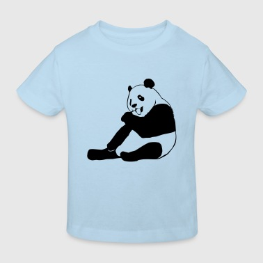 ours panda, ours, image ours - T-shirt bio Enfant