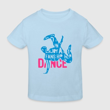 breakdance hiphop texte mots 2042 - T-shirt bio Enfant