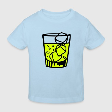 verre glass apero whisky drink4 - T-shirt bio Enfant