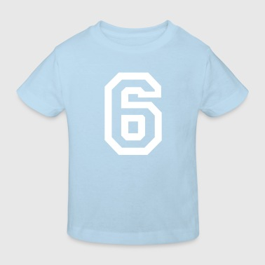 6 Collegestyle - Kinder Bio-T-Shirt