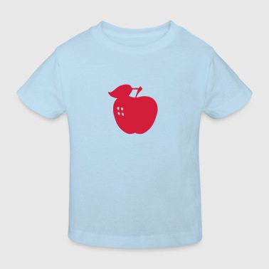 apple - apples - Kids' Organic T-shirt